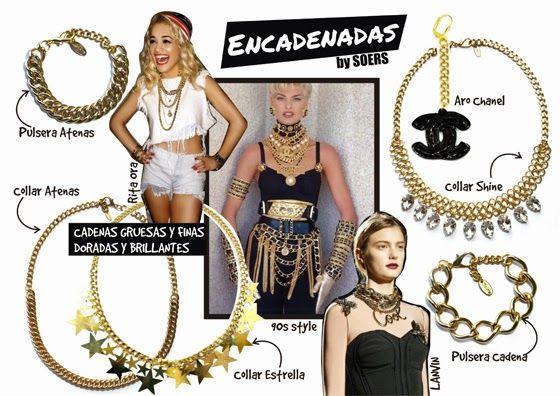Las 4 tendencias de accesorios Primavera/Verano 2014 Editor invitado: Soers | Bloc de Moda: Noticias de moda, fashion y belleza Primavera Verano 2015