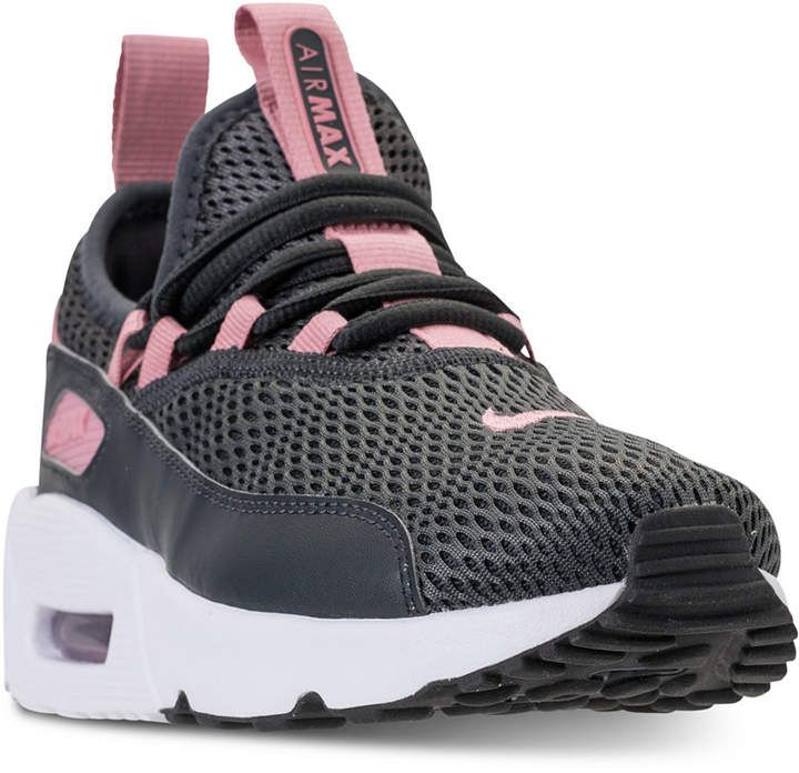 Girls' Air Max 90 Ultra 2.0 Ease Casual Sneakers from Finish