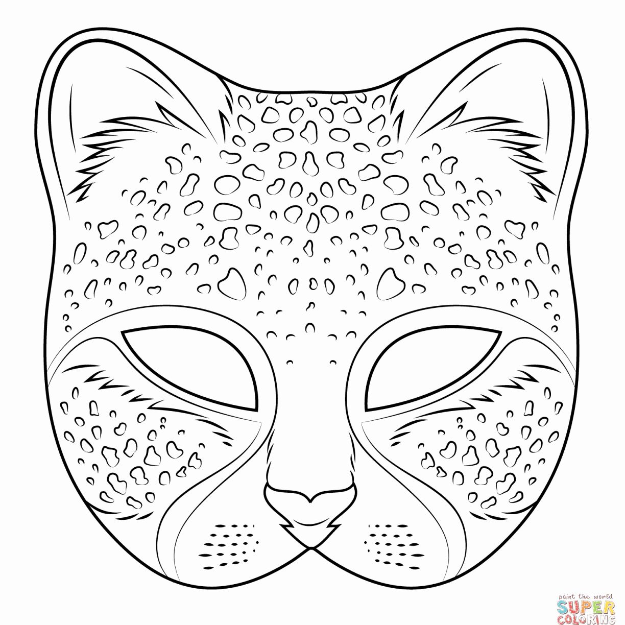 Darth Vader Mask Coloring Pages In 2020 Coloring Mask Lion