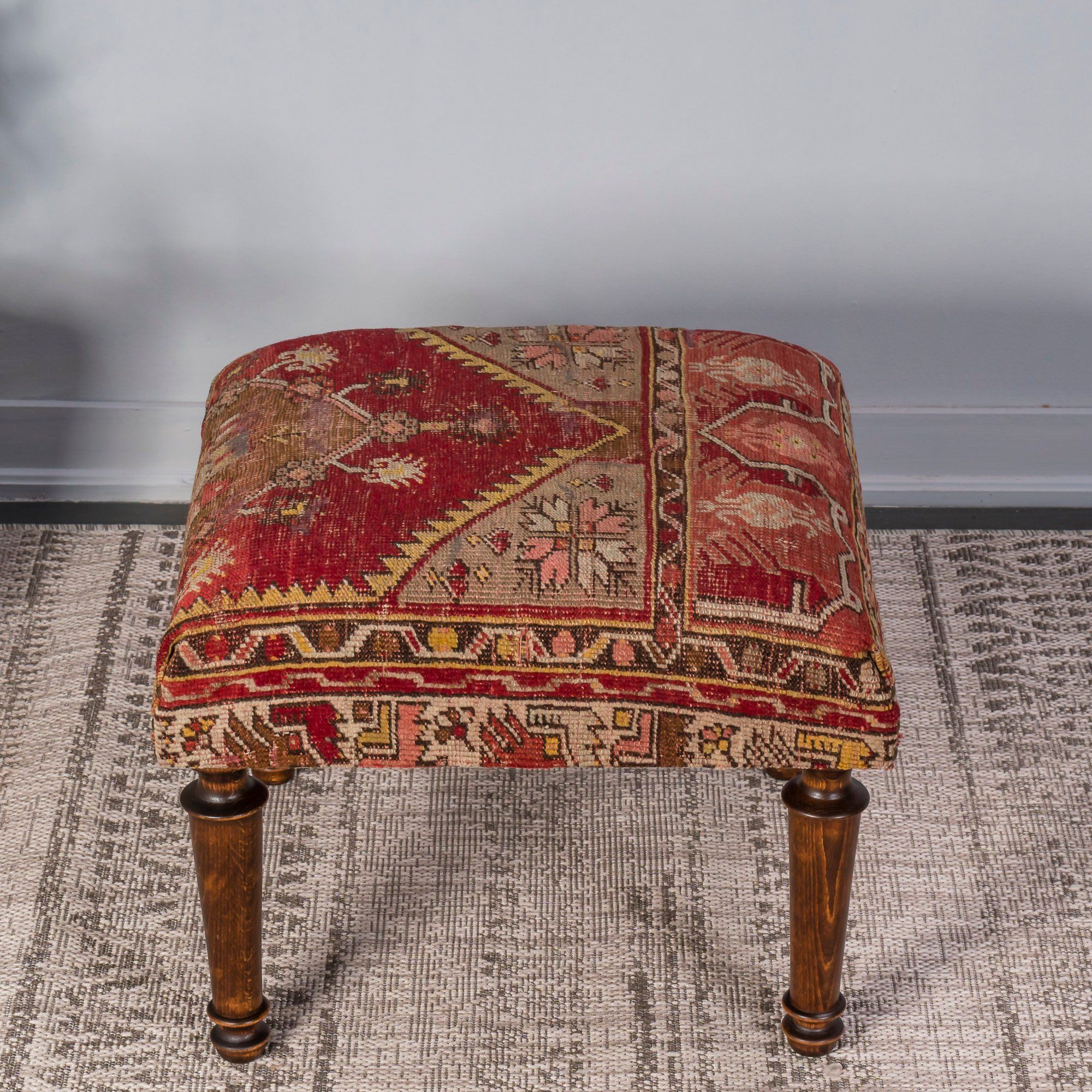 Caffe Table Ottoman Our Design Boho Style Bench