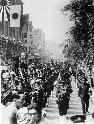 昭和13年第33回海軍記念日、陸戦...
