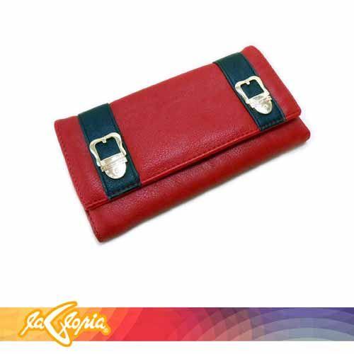 Los colores que predominan este año en #billeteras : #rojo, naranja y rosado #accesorios 1er.Piso