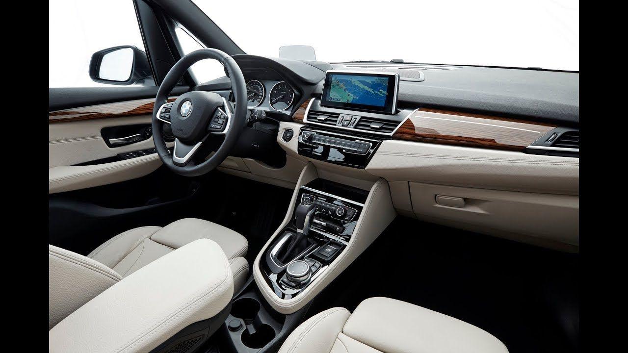 Bmw F46 220d Xdrive Gran Tourer Interior Design Bmw F46 220d Xdrive Grantourer Mpackage Sportline Luxuryline Mperformance Family Bmw Mini Van Bmw 2