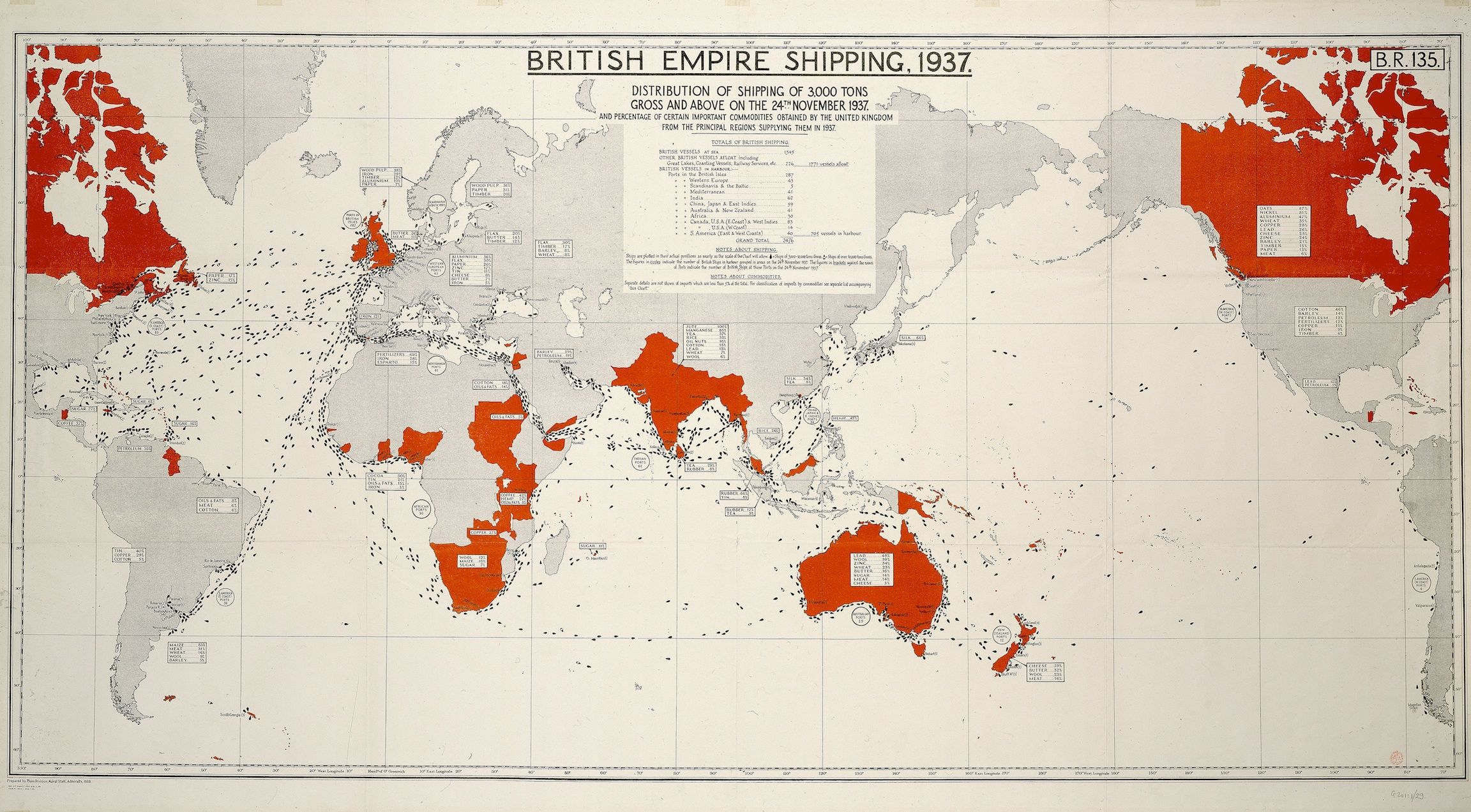 Murals of British Empire Shipping Map by National Maritime ... on sailing map, aerospace map, tax map, world map, marketing map, global logistics map, fish farming map, trucking map, exporting map, ngo map, ocean trade lanes map, star trek map, personalization map, fishing map, manifesting map, biotechnology map, warehouse map, fisheries map, global sales map, national sales map,