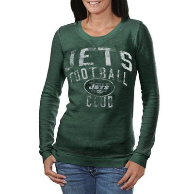 Touch by Alyssa Milano New York Jets Ladies Redzone