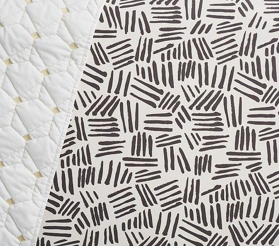 Coco Organic Fitted Crib Sheet, Coco Baby Bedding
