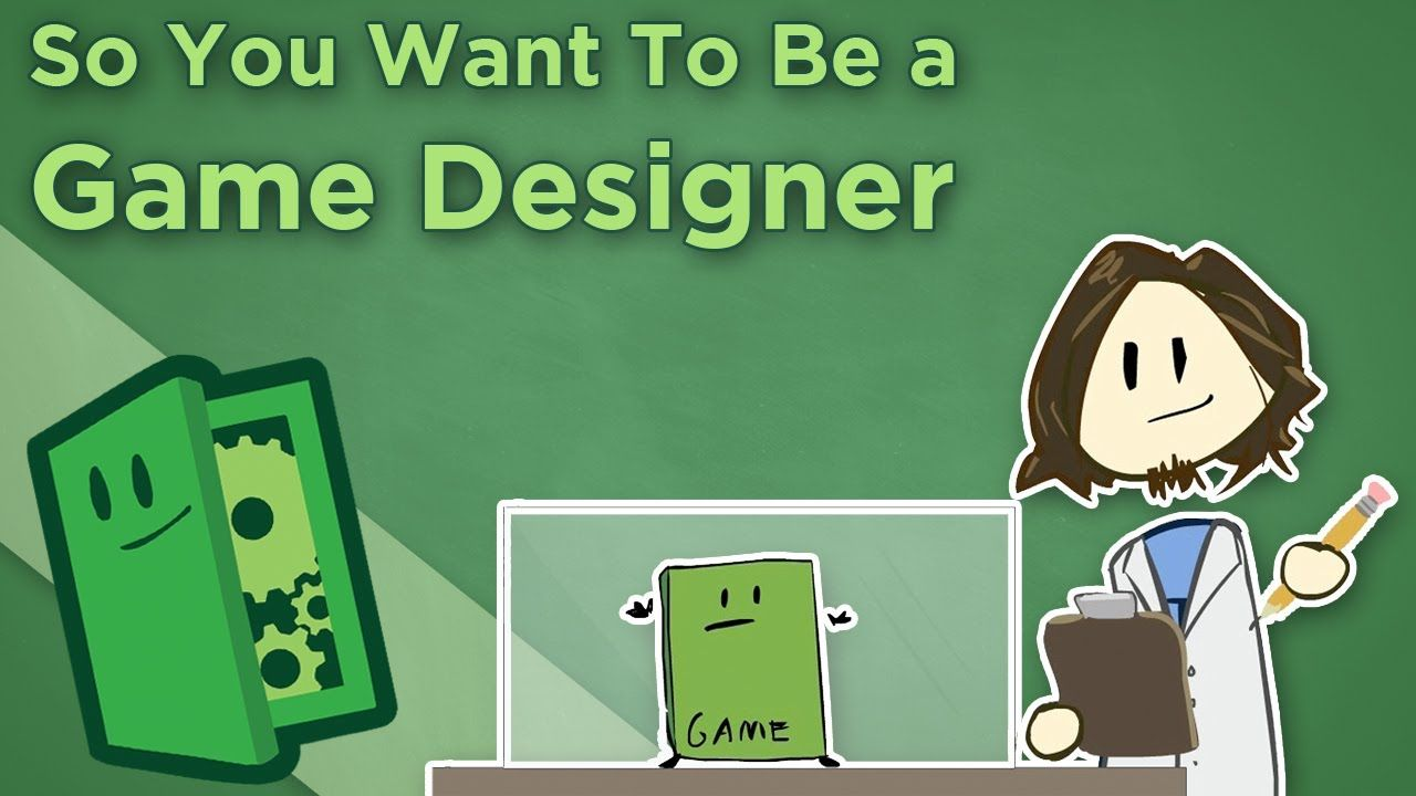 This Week We Talk About What It Takes To Be A Great Game Designer Come Discuss This Topic In The Forums Video Game Tester Jobs Game Tester Jobs Game Design