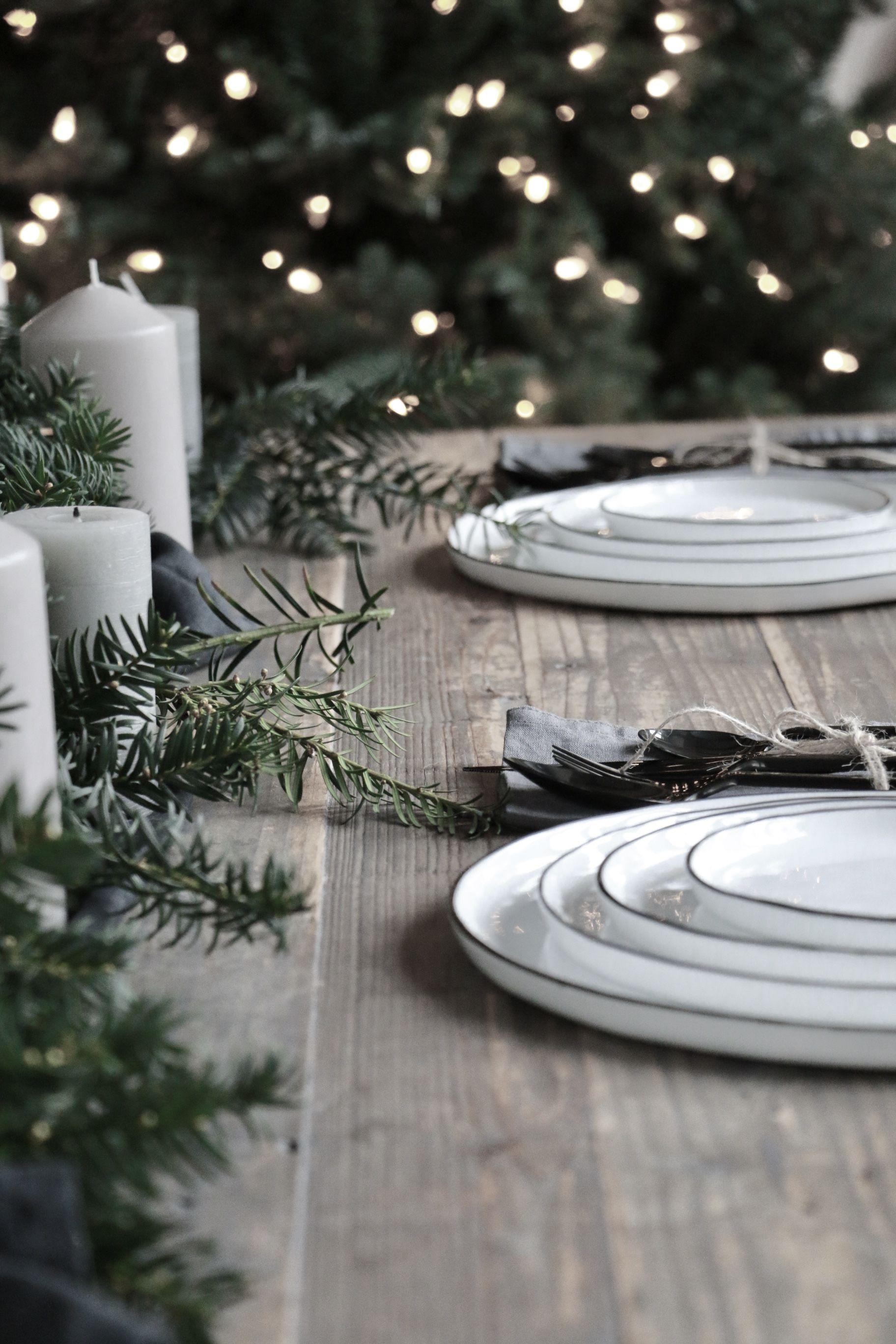 | A SLOW AND MINIMAL CHRISTMAS #weihnachtlicheszuhause