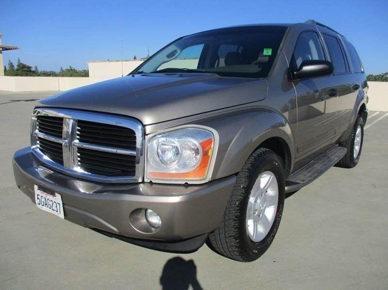 2004 Dodge Durango Slt 4wd 4dr Suv Top Shelf Motors Llc Sacramento Rosville Https