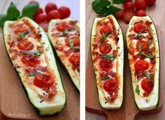 Succombez à la saveur gourmande des « courgettes pizzas » : en plus, la recette est vraiment trop facile !