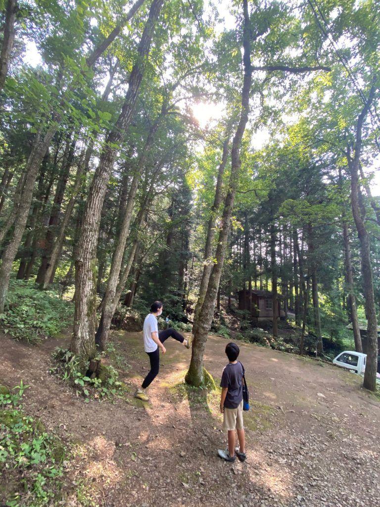場 黒坂 オート キャンプ