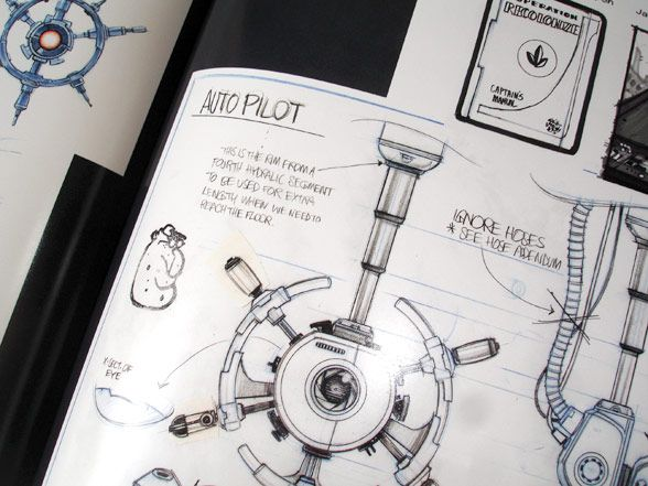 Wall - e concept art.   Drawing styles   Pinterest   Concept art and ...