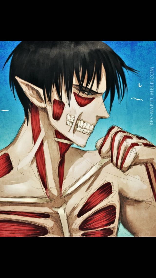 Attack on Titan Oneshots~ (HIATUS) - Titan!Levi x reader