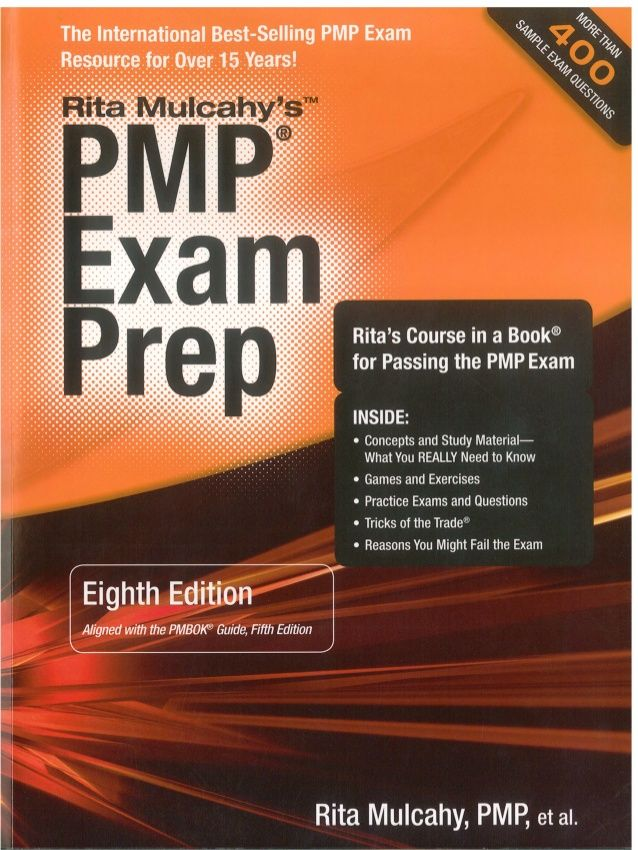 Rita 8th edition bookbest copy pmp pinterest project management project management rita 8th edition bookbest fandeluxe Image collections