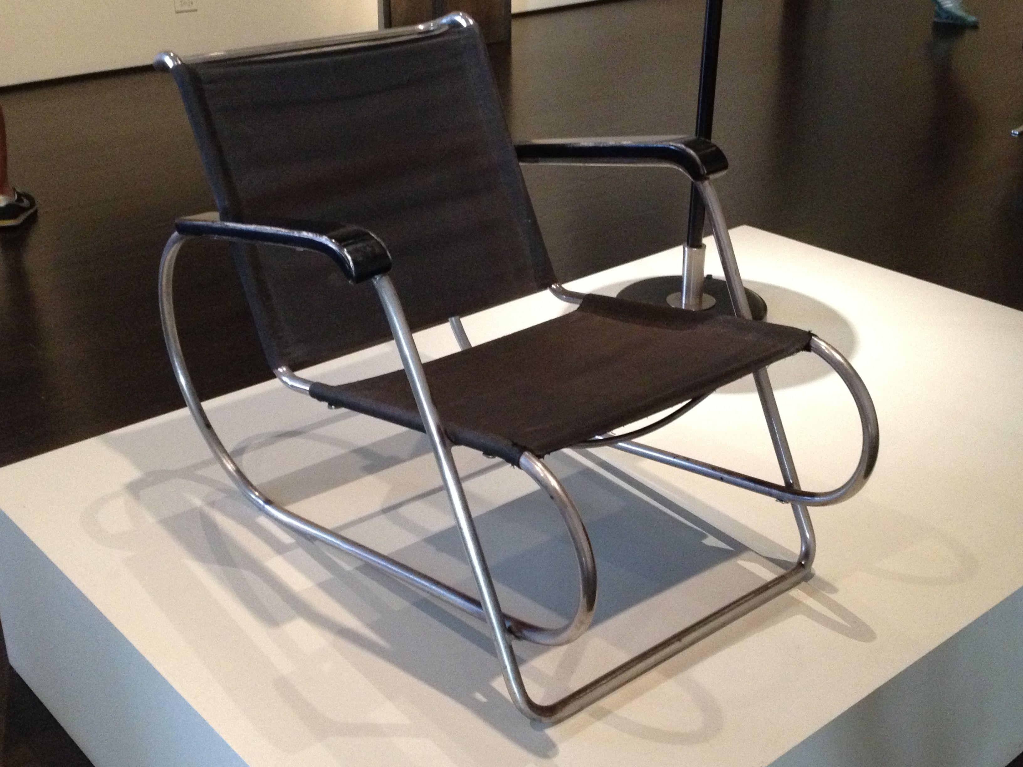 erich dieckmann (germany, 1896 - 1944) armchair, circa 1930