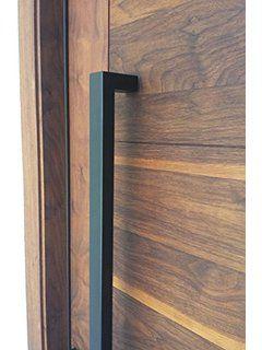 Mercury Handles Matt Black Modern Stainless Steel Sus304 Entrance ...