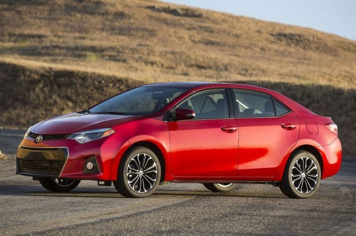 2019 Toyota Corolla S Redesign Car 2018 2019 Cars Picture