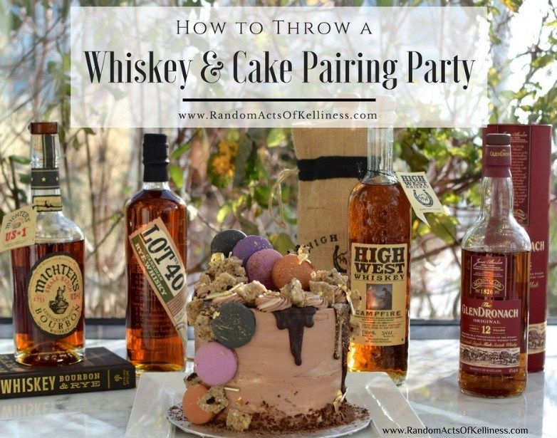 Photo of Whiskey and Chocolate Cake Pairing Party | Whiskied Wanderlust