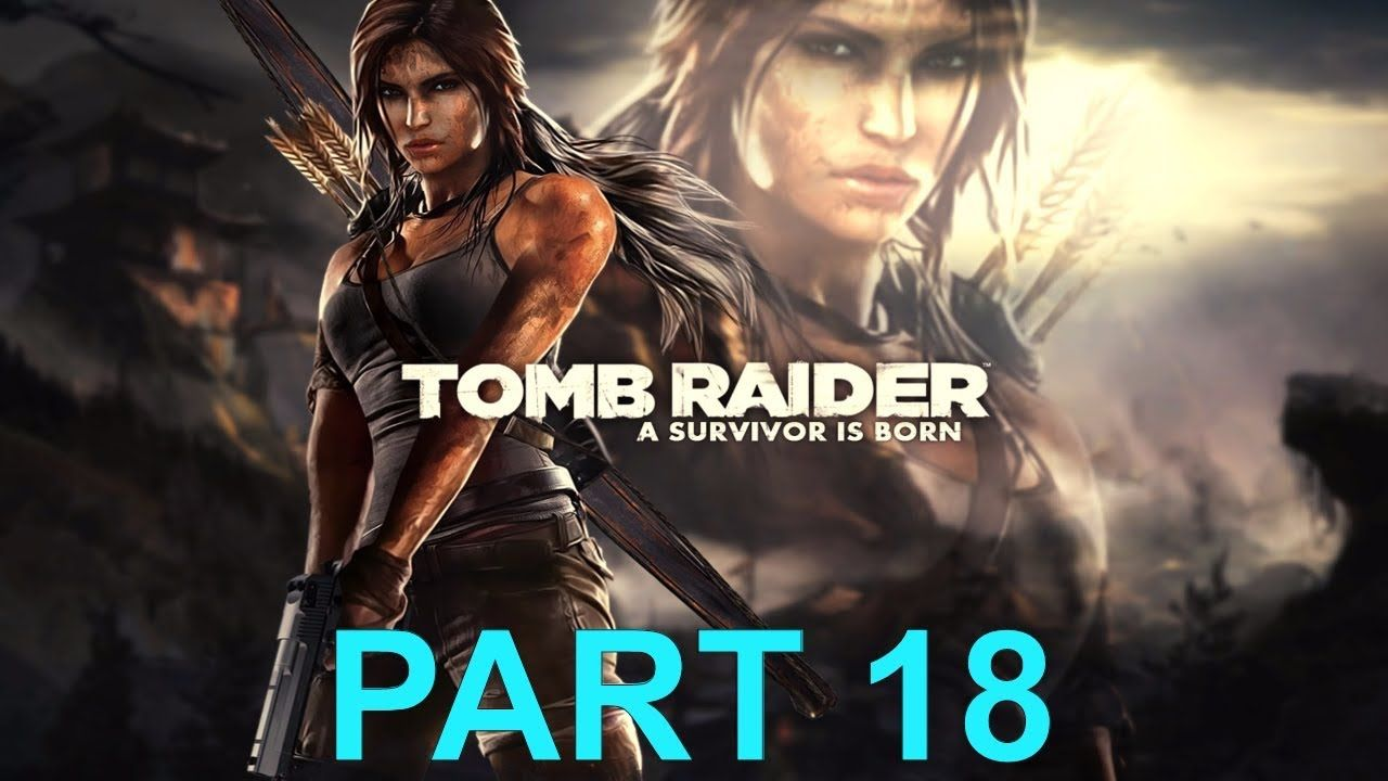 Pin On Tomb Raider 2013 Videos