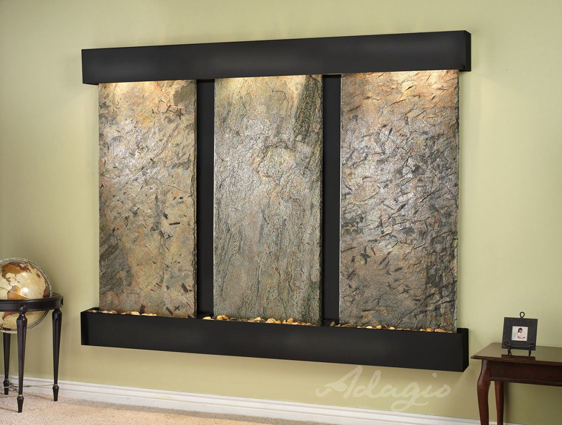 An Indoor Waterfall For The Home And Gives Elegance. Have You Heard Placing  A Decorative