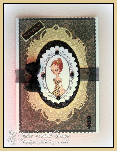 TheEastWind Challenge Blog: Show Room : Funky Antique lady doll