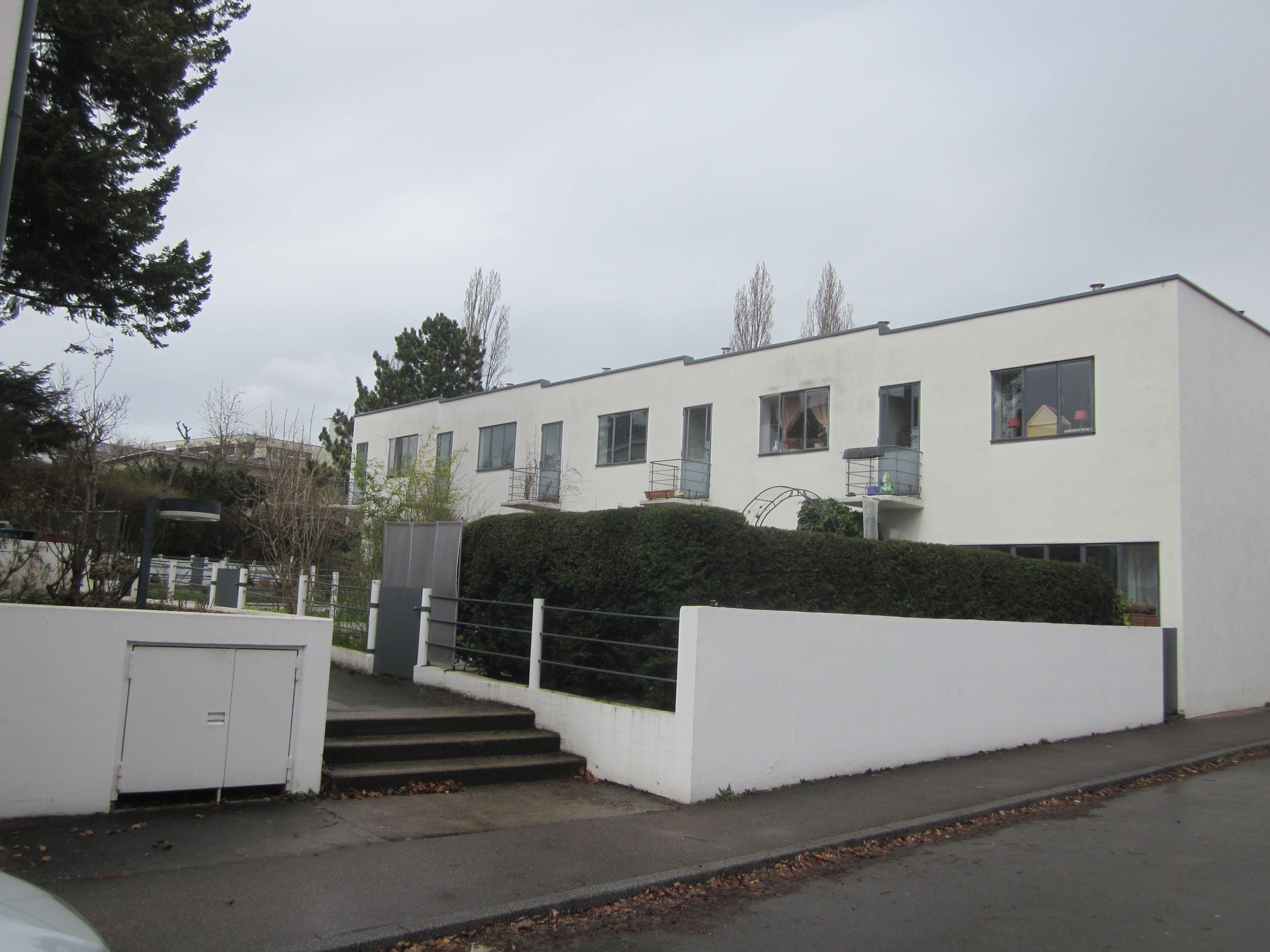 Moderne Architecte Exterieur