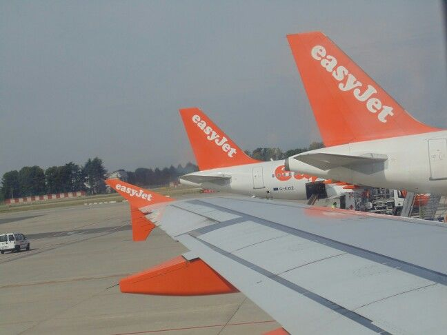 Easyjet Planes Easy Jet Fighter Aircraft Commercial Aircraft