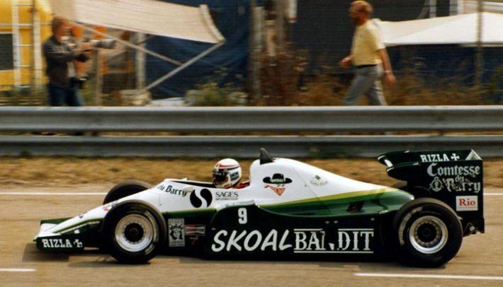 1984 Zandvoort Skoal Bandit RAM Racing 02 Philippe Alliot