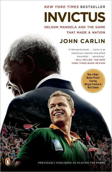 Invictus Nelson Mandela And The Game That Made A Nation Nook Book Clint Eastwood Peliculas Peliculas Cine