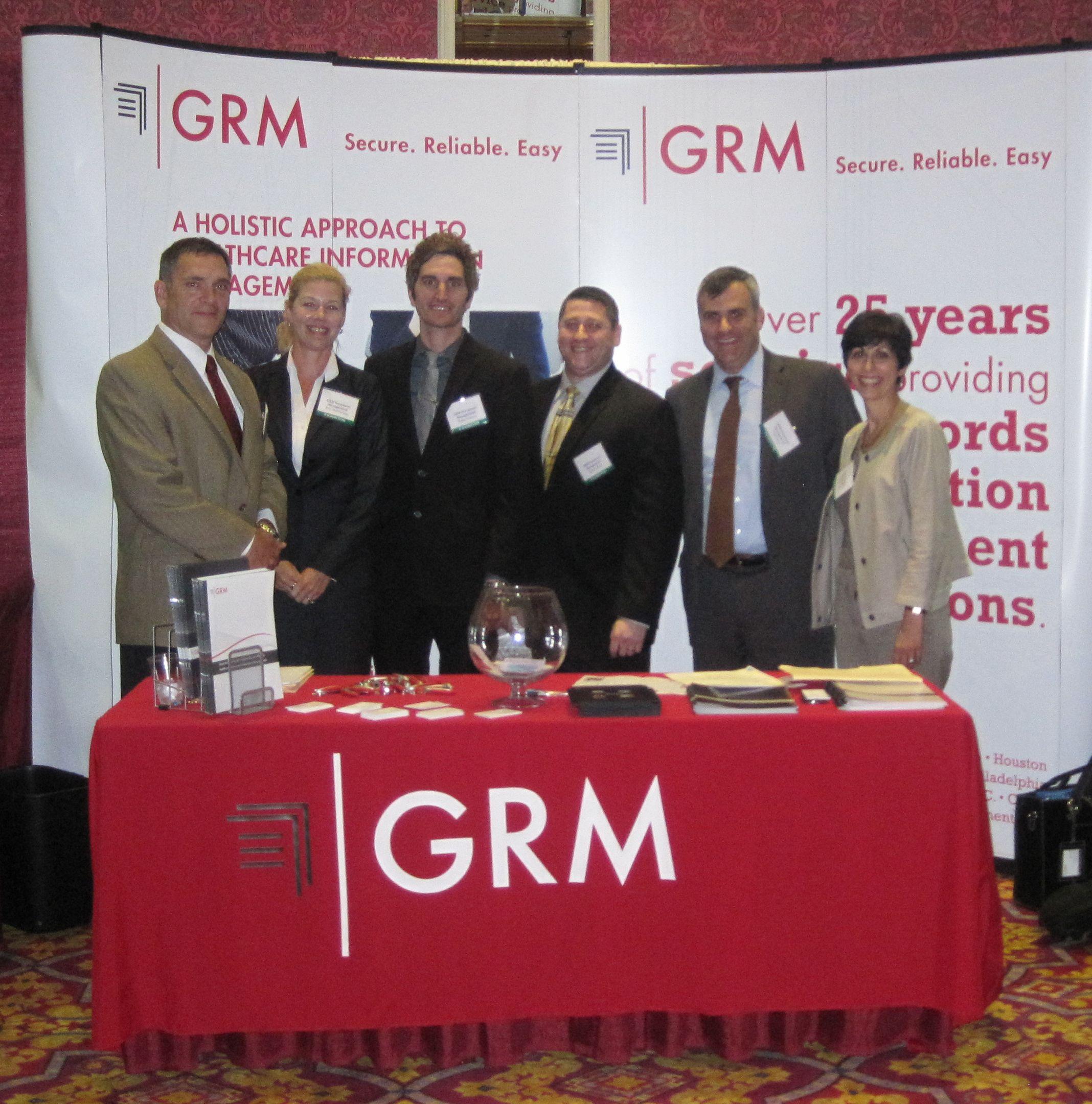 GRM team NJHIMA Holistic approach, Trade show, Company