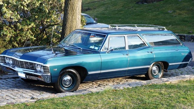 1967 Chevy Impala Is A Barn Find Time Capsule 1967 Chevy Impala Chevy Impala Chevrolet Impala