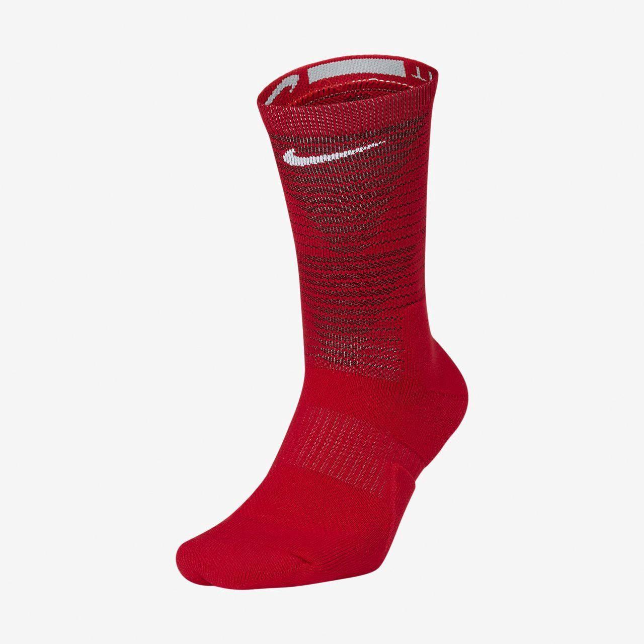 nike elite disrupter basketball socks l w 10 13 m 8 12