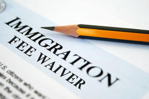 Immigration Fee Waiver Immigration, Immigration reform, Visa