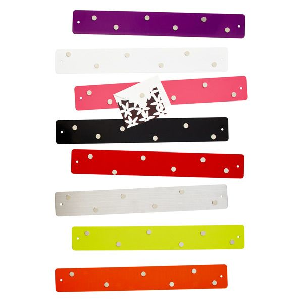 Magnetic strip tickets