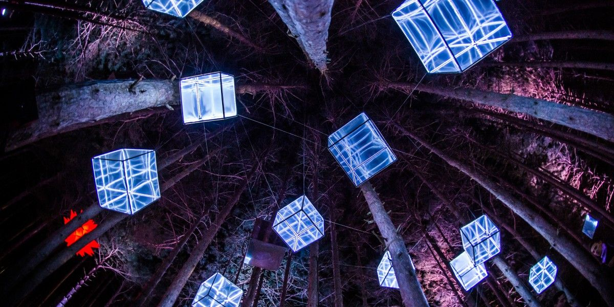 Art Installation Sponsorship Electric Forest Festival