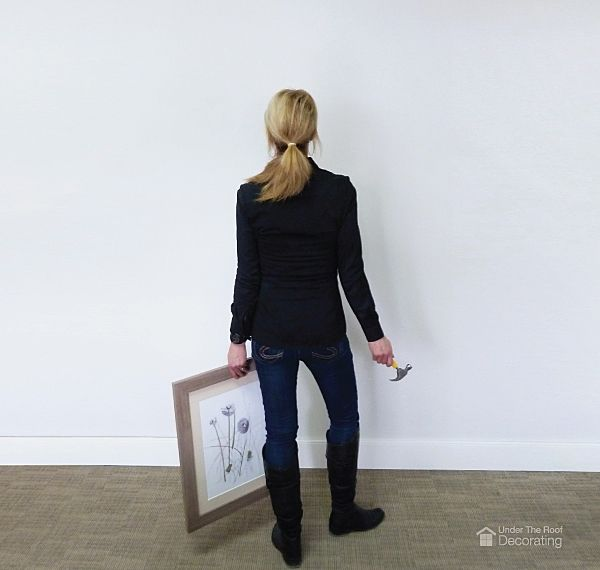 Tips On Hanging Pictures: Are You A Picture Hanging Procrastinator