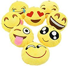 Get Emoji List Of All Emojis To Copy And Paste Emoji Pillows Emoji Cushions Easter Gifts For Kids