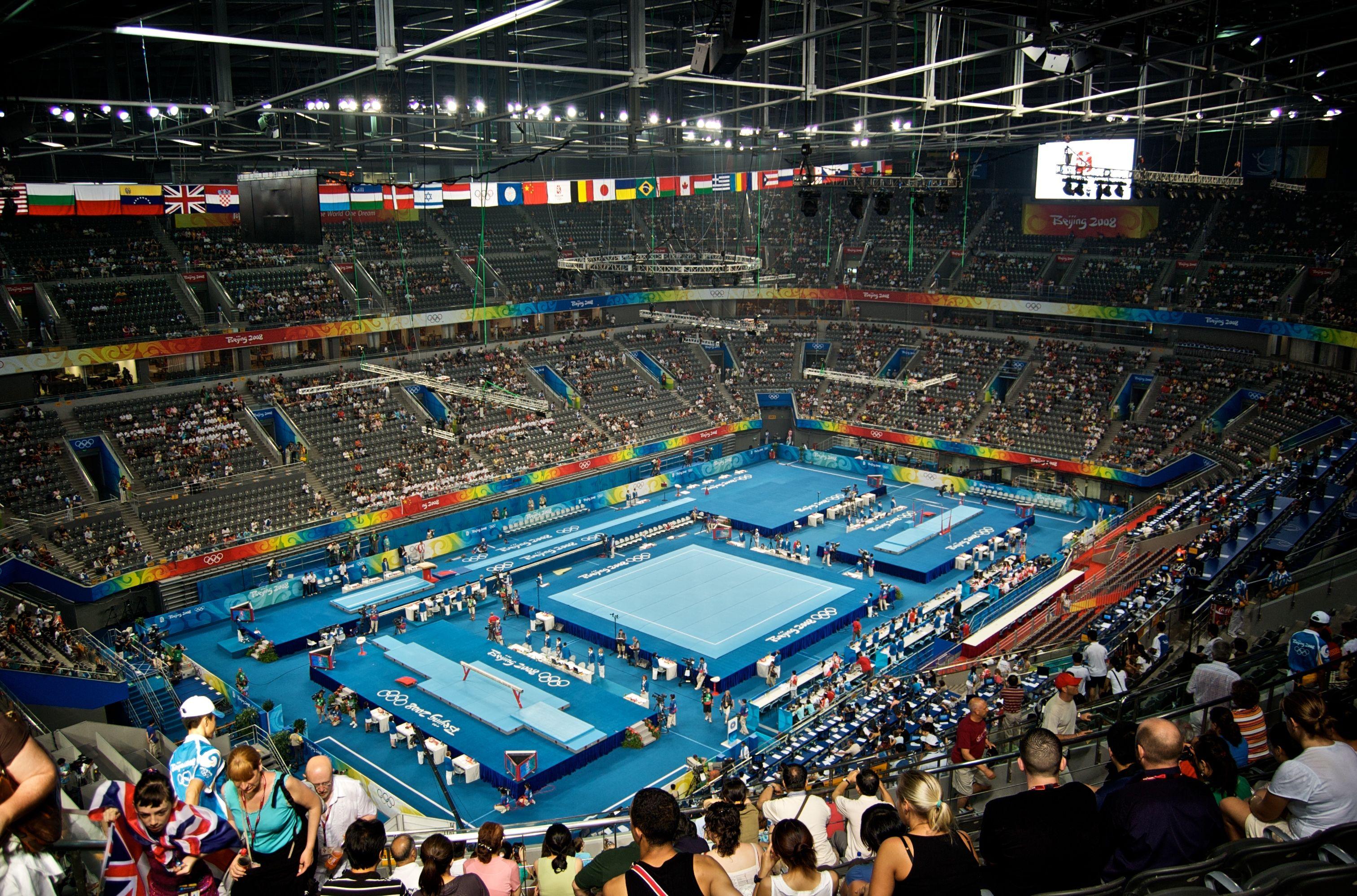 olympic gymnastics stadium Google 検索 Olympic
