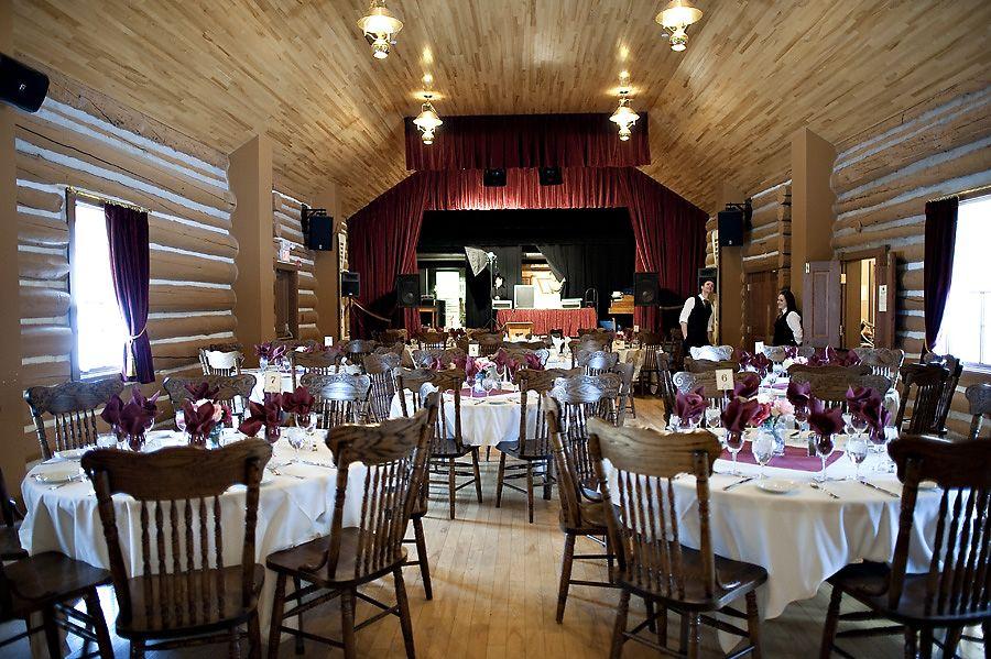 Wedding Venue Canmore Opera House Heritage