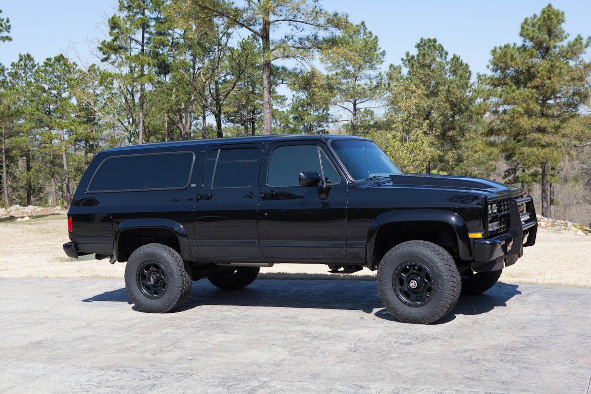 1989 chevrolet suburban v2500 ebay