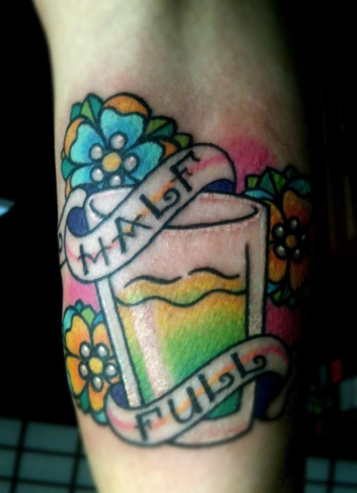 Made by Kelly McGrath at Living Color Tattoo Art Studio in Madison ...