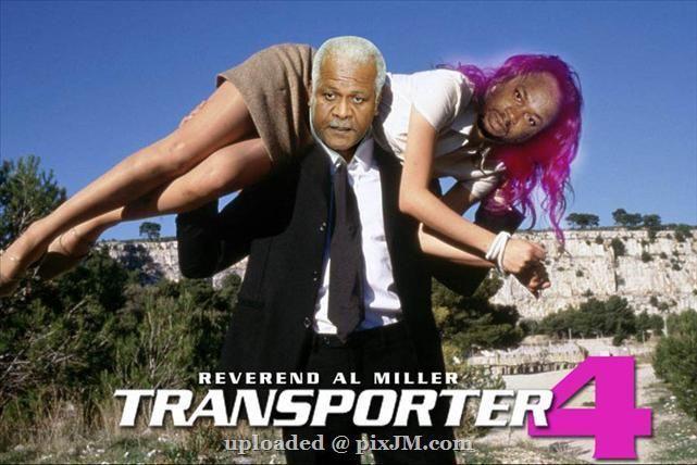 In Jamaica - Joke - Transporter 4