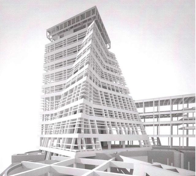 Herzog De Meuron Taten Modern Extension Architecture Architecture Design Building Design
