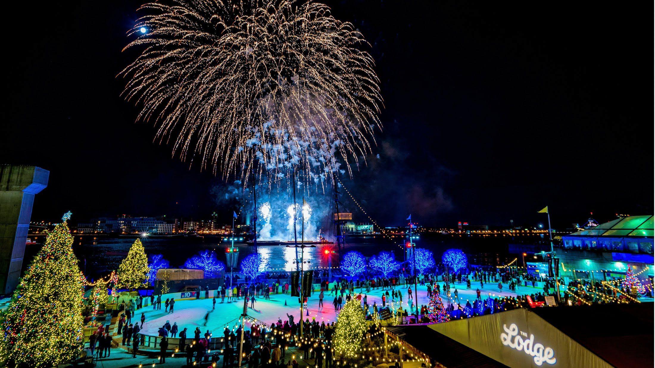 New Year S Eve Fireworks In Philadelphia New Years Eve Fireworks Columbus Day Weekend Visit Philadelphia