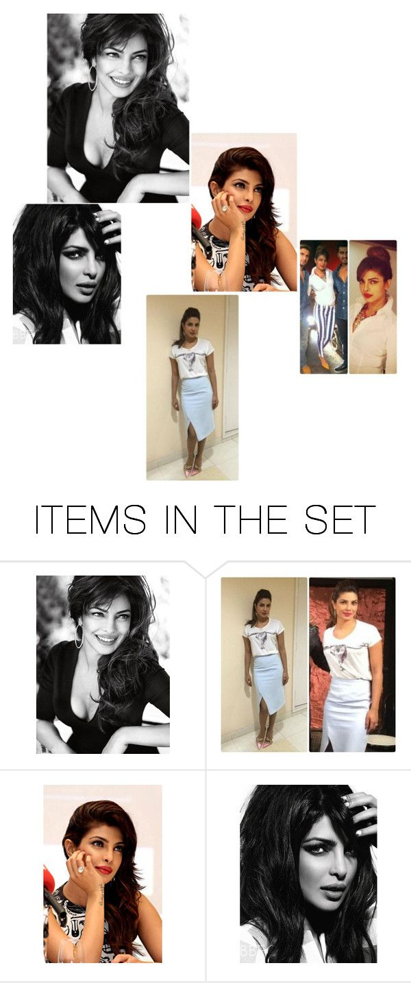 """""""Priyanka chopra"""" by camillabelle88 ❤ liked on Polyvore featuring アート"""