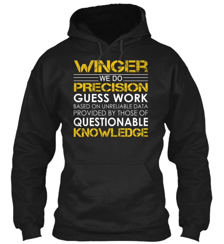 Winger - Precision #Winger