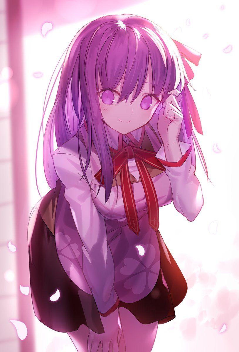 マシマサキ on Cute anime character, Anime, Fate stay night sakura