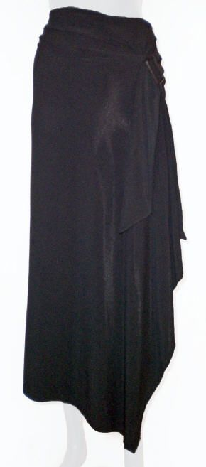 522094d50075c3 Isabel de Pedro Rock in schwarz Lange Röcke, Schmal, Damenmode, Kleider,  Rock