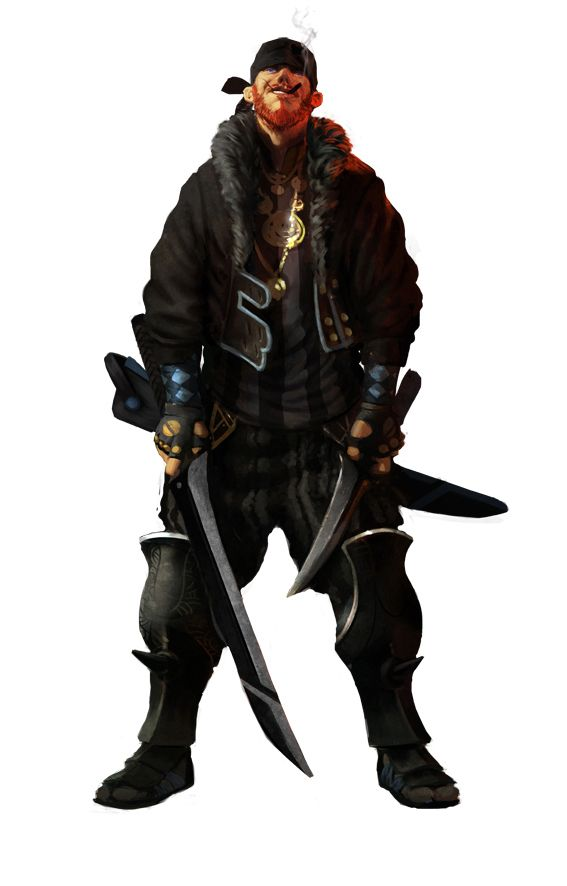 D D Character Design : Pathfinder pirate google search characters