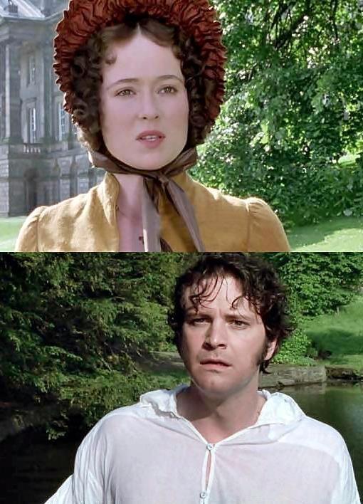 elizabeth and mr darcy relationship